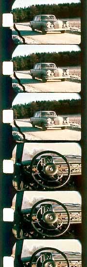 film auf kassette